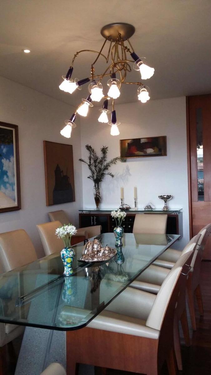 exclusivo apto en rosales 298 m2