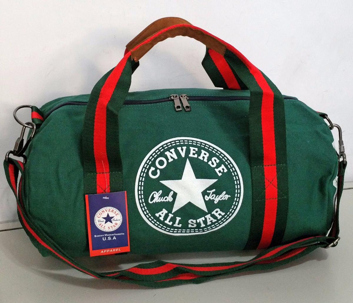 ec08c783e Exclusivo Bolso Converse Chuck Taylor All Star!!! - $ 410,00 en ...