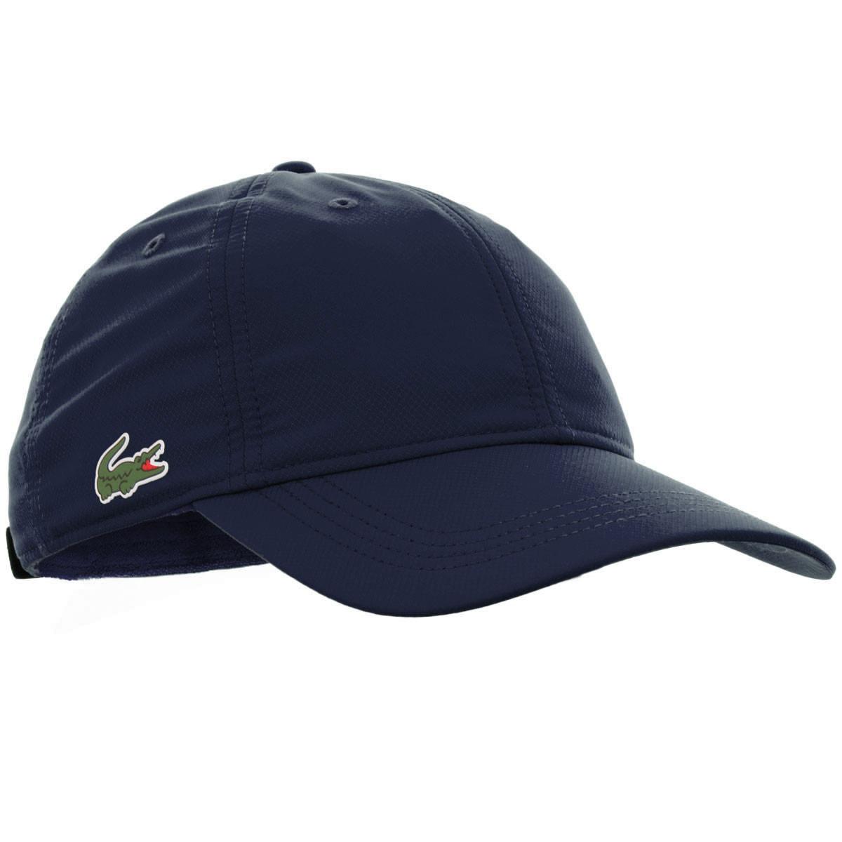 d210e273946 exclusivo! bone lacoste sport fancy tennis rk2447 azul navy. Carregando  zoom.