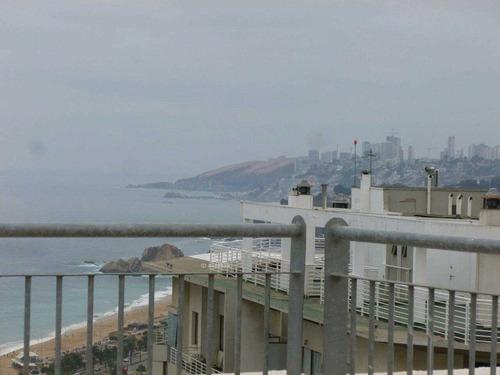 exclusivo departamento con vista al mar