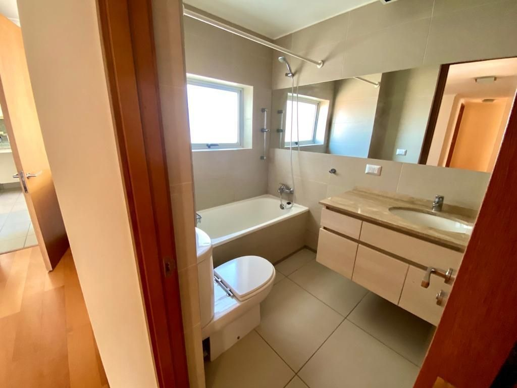 exclusivo departamento de 170 m2, con insuperable vista al mar. reñaca norte.
