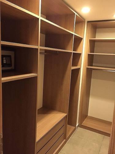exclusivo departamento en renta en colonia granada, 70 m2. gc