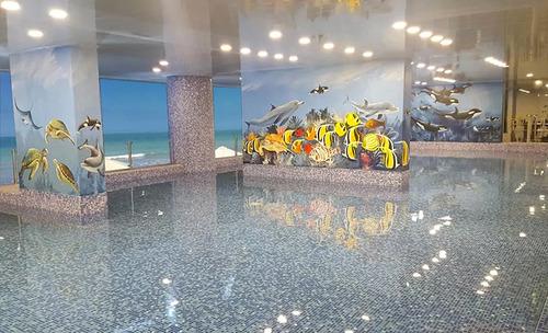 exclusivo departamento grand diamond beach tonsupa