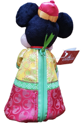 exclusivo disney store shangai peluche mickey mouse dulcero