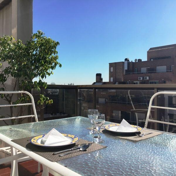 exclusivo dpto 2 dorm con terraza y jacuzzi!!