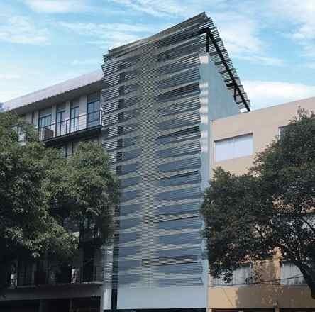 exclusivo edificio para oficinas en venta de 660m2 en narvarte.
