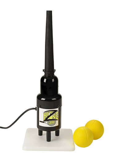 exclusivo entrenador para golpeo tenis hit zone