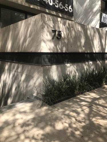 exclusivo garden house, tres picos, polanco