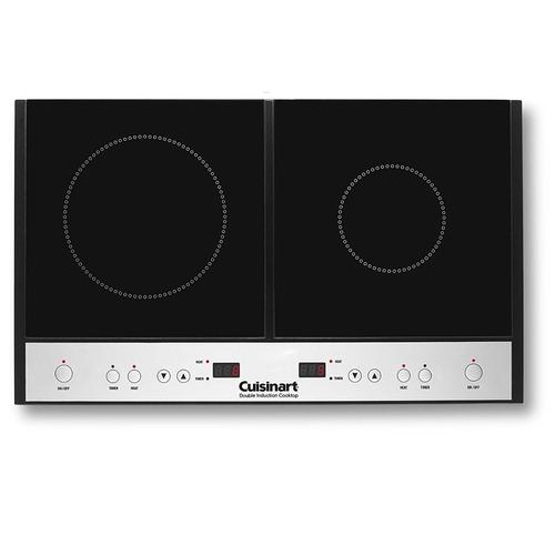 exclusivo inductor de calor estufa magnética cuisinart