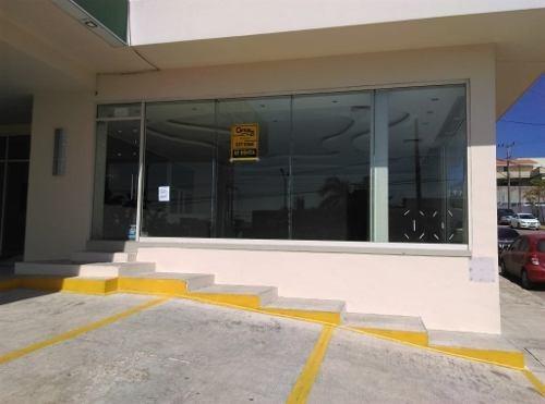 exclusivo local comercial en renta, col. lomas de la aurora, tampico, tamaulipas.