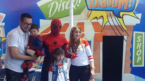 exclusivo local fiestas infantiles quito kaboom playland