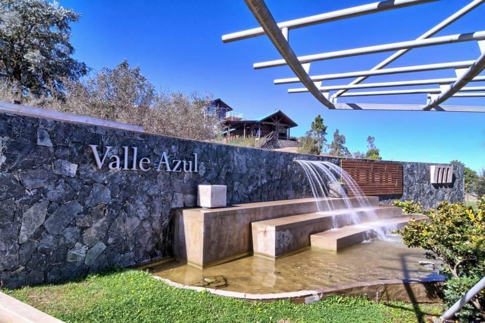 exclusivo lote en valle azul country club