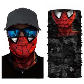 Exclusivo: Mascarilla 15 En 1:  Spiderman