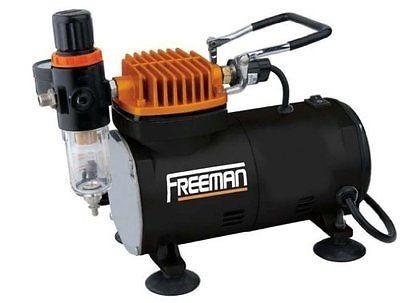 exclusivo mini compresor de aire freeman co2mac
