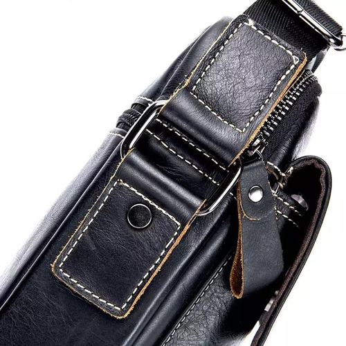 exclusivo morral crossbody cuero genuino bolso maletin
