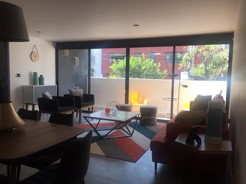 exclusivo penthouse con roof garden narvarte poniente