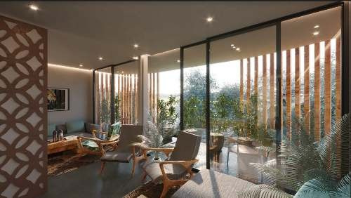 exclusivo penthouse en tulum centro