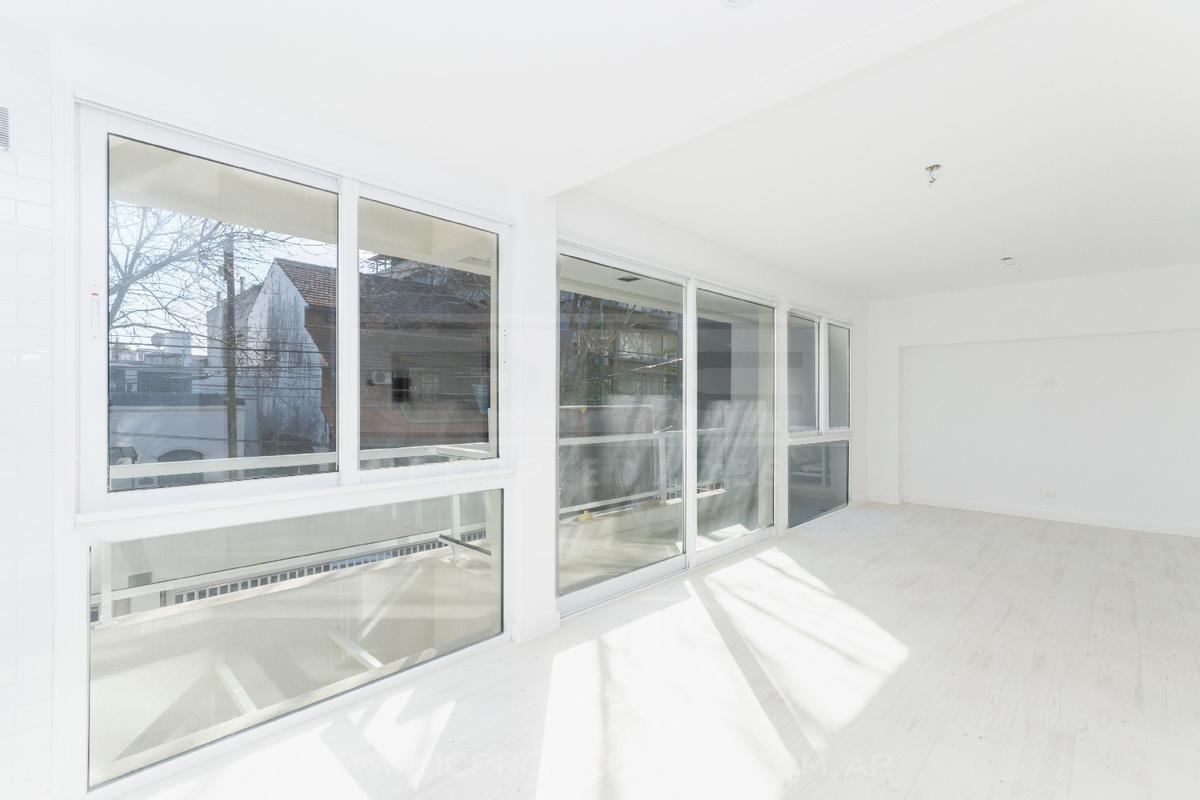 exclusivo piso a estrenar con cochera | la lucila