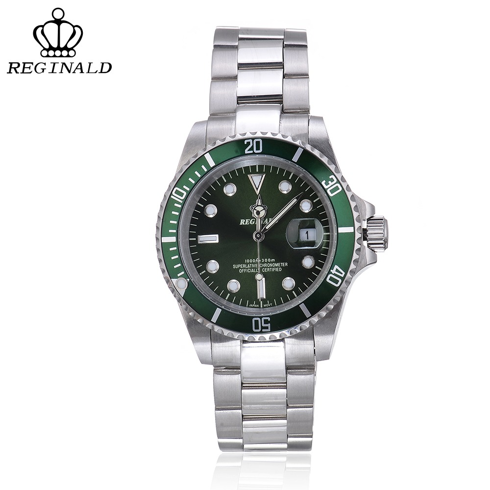 Reloj Reginald Exclusivo Submariner Reloj Importado Exclusivo Importado e9WHYbDIE2