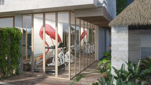 exclusivo residencial de 24 departamentos, aldea zamá tulum qr