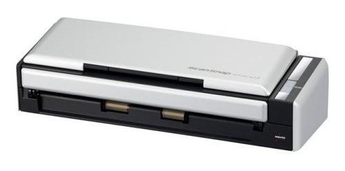 exclusivo scanner portátil fujitsu scansnap s1300i