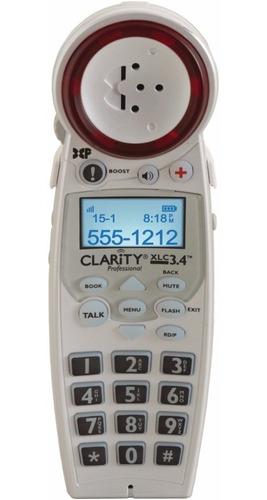 exclusivo teléfono amplificador de sonido clarity xlc