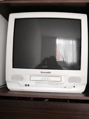 exclusivo tv panasonic original color blanco 20 pulgadas