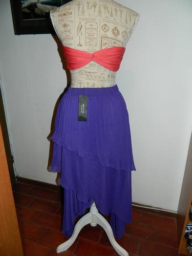 exclusivo vestido de fiesta