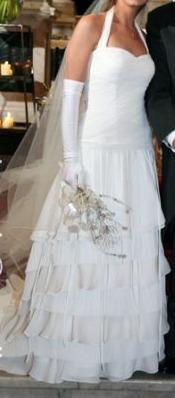 exclusivo vestido de novia / diseño único tienda trio