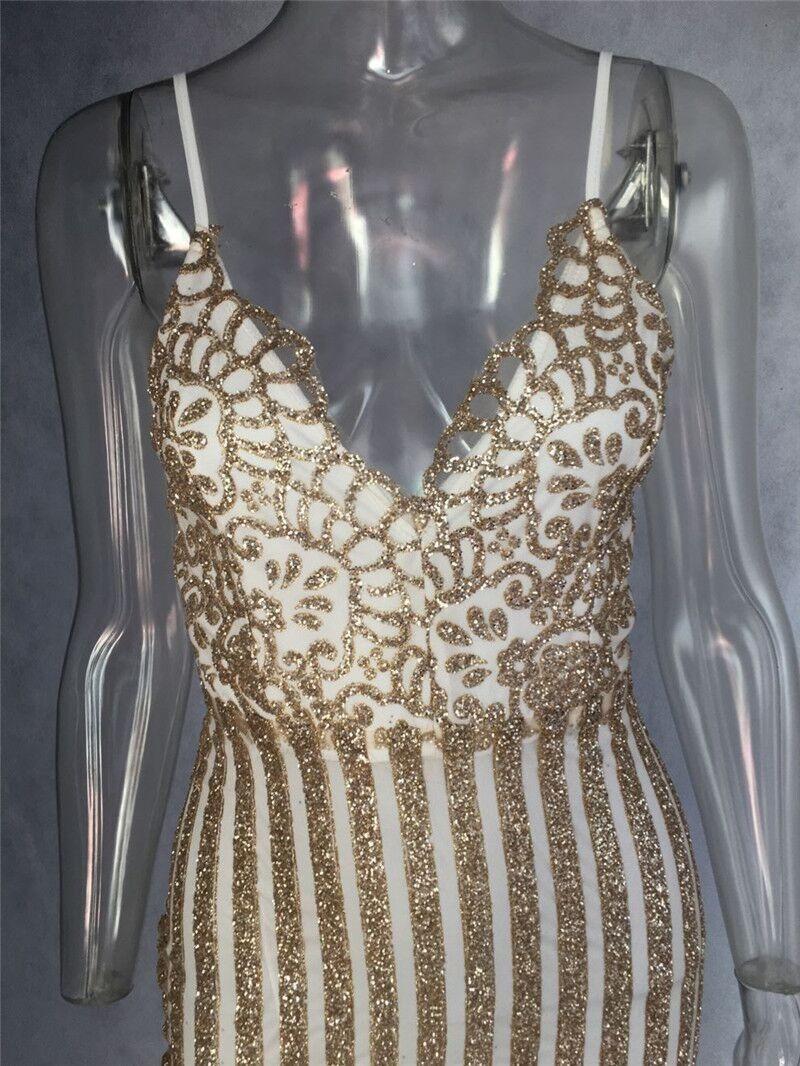 exclusivo vestido fiesta coctel largo medio oro dorado. Cargando zoom. d6430d50d6ff