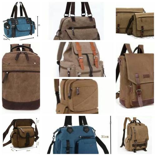exclusivos bolsos, mochilas y carteras ecológicas!!