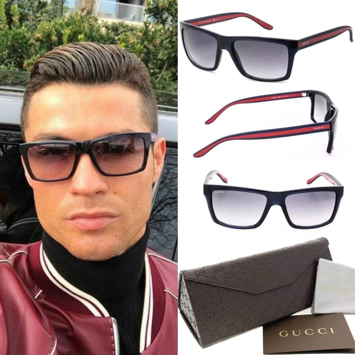 da59196ae6 Exclusivos Lentes De Sol Gucci ( Cristiano Ronaldo ) - $ 199.900 en ...
