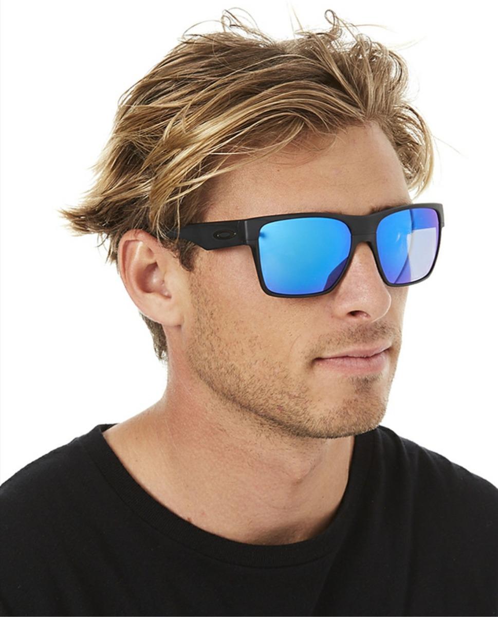 c3224179cb12c Exclusivos Lentes De Sol Polarizados Oakley Mod. Two Face Xl ...