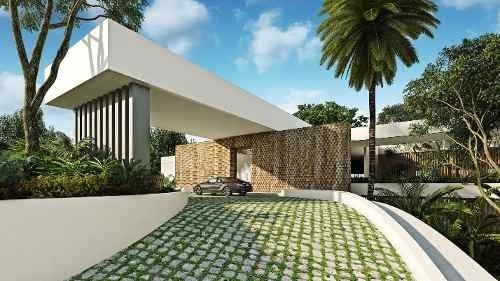 exclusivos lotes en merida  en club de golf