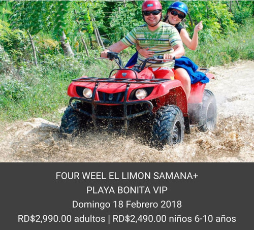excursion en four wheel