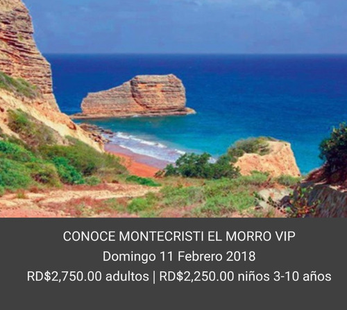 excursion montecristi el morro
