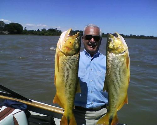 excursiones de pesca embarcado