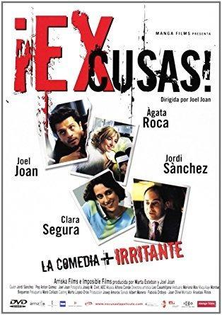 excusas dvd pelicula joel joan pal region 2 comedia import