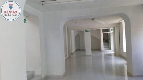 exelente edificio comercial en renta centro historico