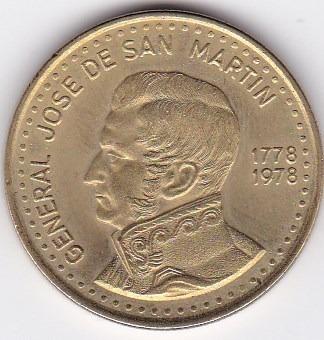 exelente estado! 100 pesos 1978 - argentina