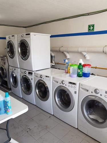 exelentes lavadoras y secadoras seminuevas para lavanderias
