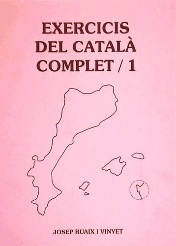 exercicis del català complet 1(libro )