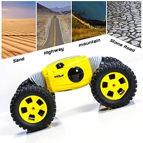 exercise n play carrofire remote control stunt car rc car 1: