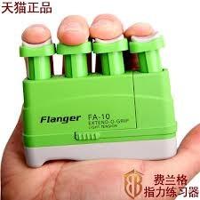 exercitador de dedos - instrumentos de cordas, fisioterapia.