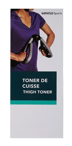 exercitador e tonificador para membros miniso - azul escuro