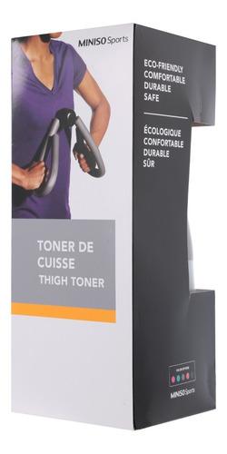 exercitador e tonificador para membros miniso - cor cinza