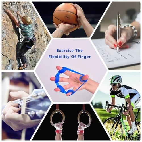 exercitador mão dedos fortalecimento fisioterapia extensor