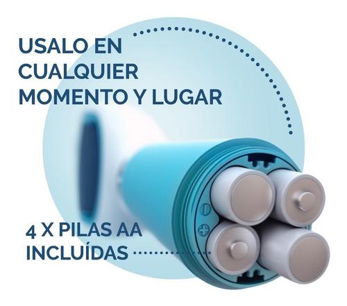 exfoliadora para pies amope + repuesto aspero + rep normal
