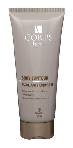 exfoliante corporal hinode purificante de piel