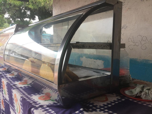exhibidor de empanadas